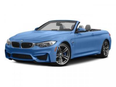 2015 BMW M4 Base (Tanzanite Blue Metallic)