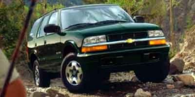 2002 Chevrolet Blazer Base (Sandalwood Metallic)