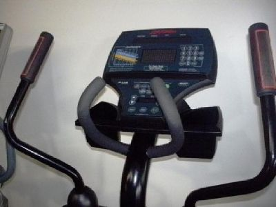 LifeFitness 9500HR Cross Trainer