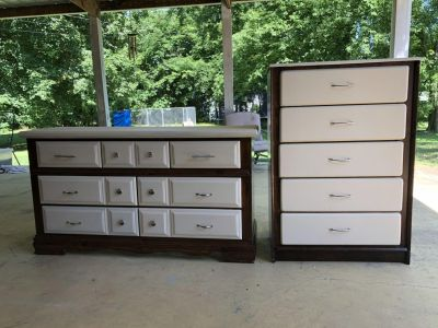 Chest of Drawers and Dresser PPU Columbia See Description