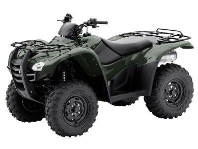 2014 Honda FourTrax Rancher AT IRS EPS Utility ATVs Chanute, KS