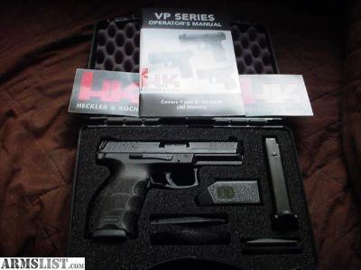 For Sale: HK VP-9