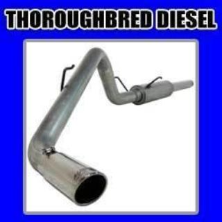 Sell MBRP Gas Exhaust 04-05 Dodge Ram 1500 5.7 Hemi SC/CC-SB Cat Back Single s5104AL motorcycle in Winchester, Kentucky, US, for US $309.99