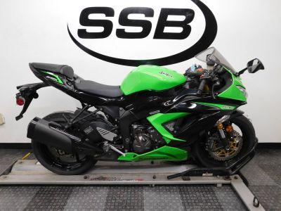 2013 Kawasaki Ninja ZX -6R SuperSport Motorcycles Eden Prairie, MN
