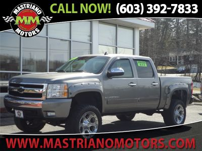 2007 Chevrolet Silverado 1500 Work Truck (TAN)