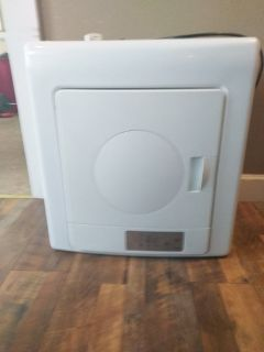 2.6 Cu. Ft. Haier Portable Dryer Apt/Dorm/Tiny Home