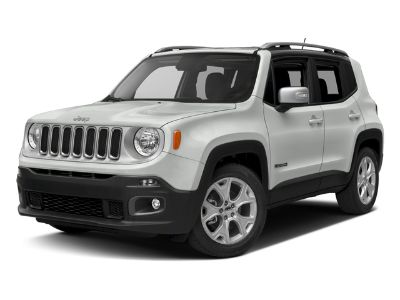2017 Jeep Renegade Limited FWD (Silver)