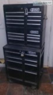 Tool box and tools in them