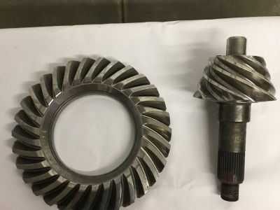 """Ring and Pinion 10"""""""