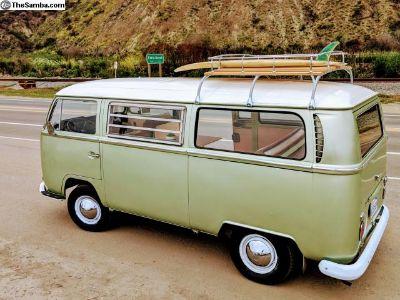 1969 VW Bus Westfalia Weekender Deluxe