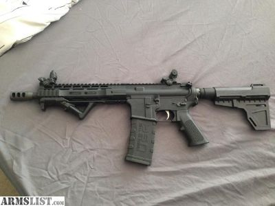 For Sale/Trade: AR Pistol with extras