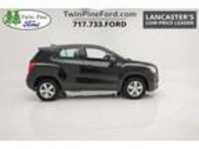 used 2016 Chevrolet Trax for sale.