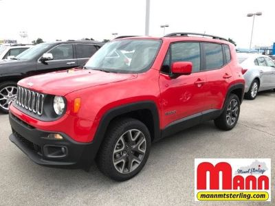 2017 Jeep Renegade ()