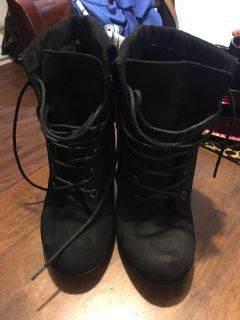 Worn once size 9