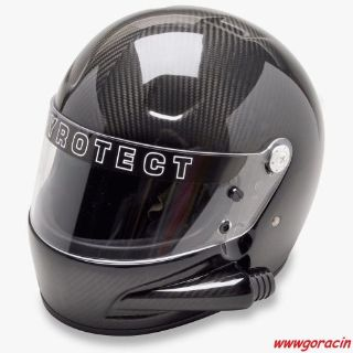 Purchase SA2015 Pyrotect Pro Airflow Carbon Fiber Side Forced Air Helmet,SCCA,NASA,Lemons motorcycle in Redmond, Oregon, United States, for US $879.00