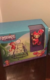 Fingerlings Jungle Gym with Aimee