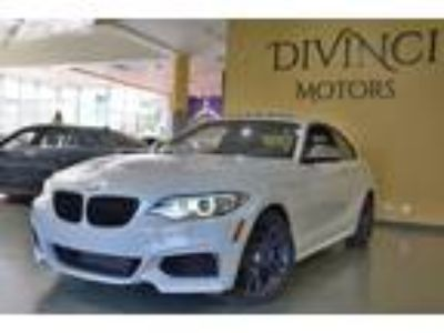 2016 BMW 2 Series M235i 2dr Coupe White, DINAN Exhaust! Amazing!