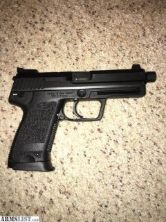 For Sale: H&K USP Tactical 9MM, Never Fired, New In Box
