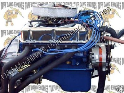 Purchase FORD 302/280HP TURNKEY ENGINE w/C4 TRANSMISSION by TUFF DAWG ENGINES motorcycle in Phoenix, Arizona, US, for US $5,695.00