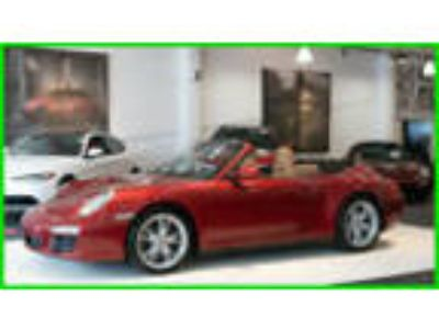 2012 Porsche 911 Carrera 4 2012 Carrera 4 Convertible Bay Area Car Dealer