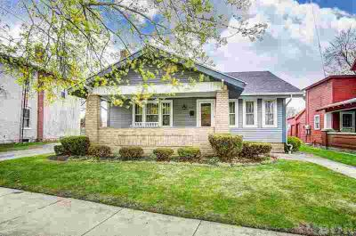 823 W Main Cross St Findlay Four BR, This 1920's Craftsman style