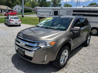 2013 Ford Edge Limited (Brown)