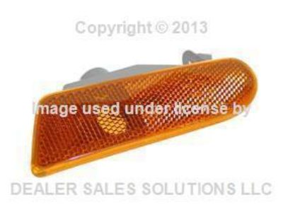 Find Mercedes w220 Turn Signal Light lamp Fr Bumper (L) OEM left driver side GENUINE motorcycle in Lake Mary, Florida, US, for US $26.89