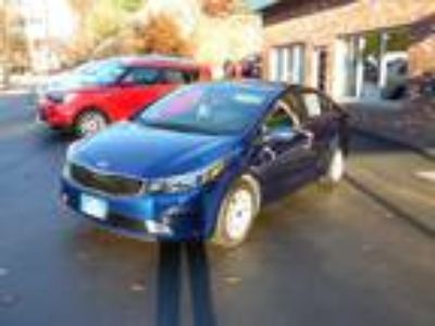 Used 2017 KIA FORTE For Sale