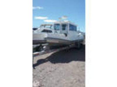2004 Aluminum Chambered Boats DVR