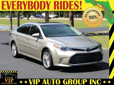 2016 Toyota Avalon Limited (Gold)