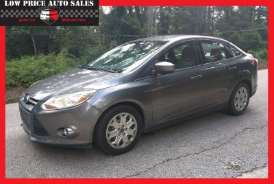 2012 Ford Focus - 79K Miles, Reliable, Fuel Economy - FINANCE W/ HALF DOWN - NO CREDIT CHECK!