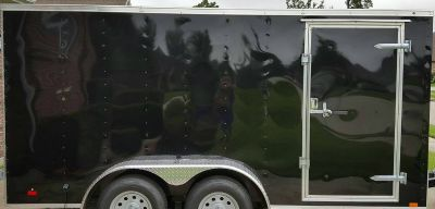 2016 CUSTOMIZED interior for CONTRACTOR, 14' TRAILER!!!!