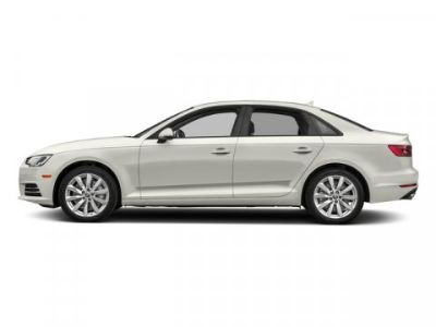 2018 Audi A4 Tech Premium (Ibis White)