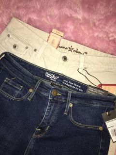 NWT jeans and pants. Selling together Mossimo and Arizona