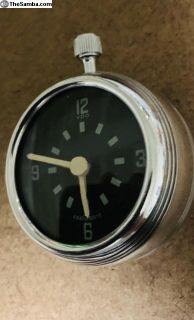 Kienzle Mirror Clock Working Reproduction