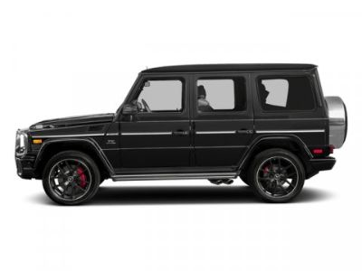 2018 Mercedes-Benz G-Class AMG G 65 (Obsidian Black Metallic)