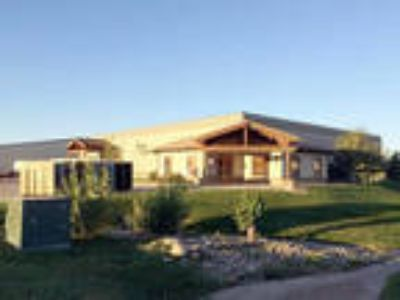 CI Land w/Building - Spearfish, SD