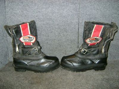 Sell VINTAGE YAMAHA SNOWMOBILE BOOTS SIZE 7 SRX GPX EXCITER ENTICER GP NEVER WORN motorcycle in Yale, Michigan, United States, for US $32.92
