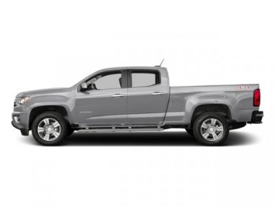 2018 Chevrolet Colorado 2WD LT (Silver Ice Metallic)
