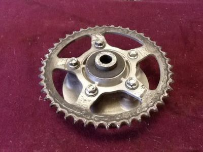 Find 2006 Suzuki SV650S Drive Hub + Sprocket motorcycle in Greenville, Wisconsin, US, for US $40.00