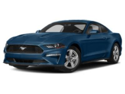 2018 Ford Mustang GT (LIGHTNING BLUE)