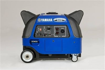 2013 Yamaha Inverter EF3000iS Generator Consumer Salinas, CA