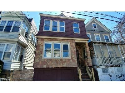 4 Bed 2 Bath Foreclosure Property in Irvington, NJ 07111 - Berkshire Pl