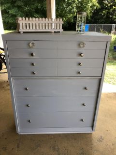 Solid Wood Chest of Drawers PPU COLUMBIA