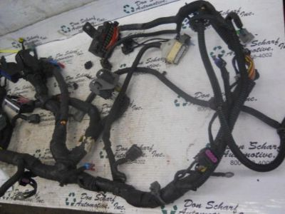 Find SATURN VUE 2.2L Auto Engine Wire Wiring Harness 2008 motorcycle in Eagle River, Wisconsin, United States, for US $150.00