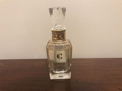 Jeweled Amber Spray Cologne