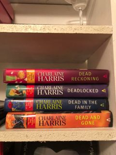 Charmaine Harris Trueblood books