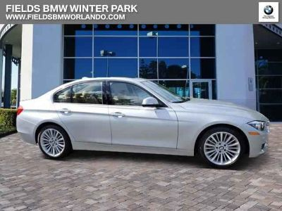 Used 2013 BMW 3 Series 4dr Sdn RWD