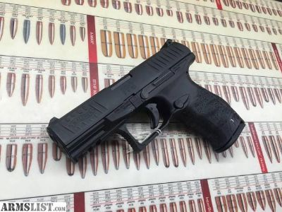 For Sale: Pre-Owned Walther PPQ semi-auto 9mm Pistol