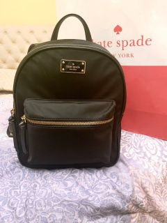 Small Authentic Kate Spade Backpack